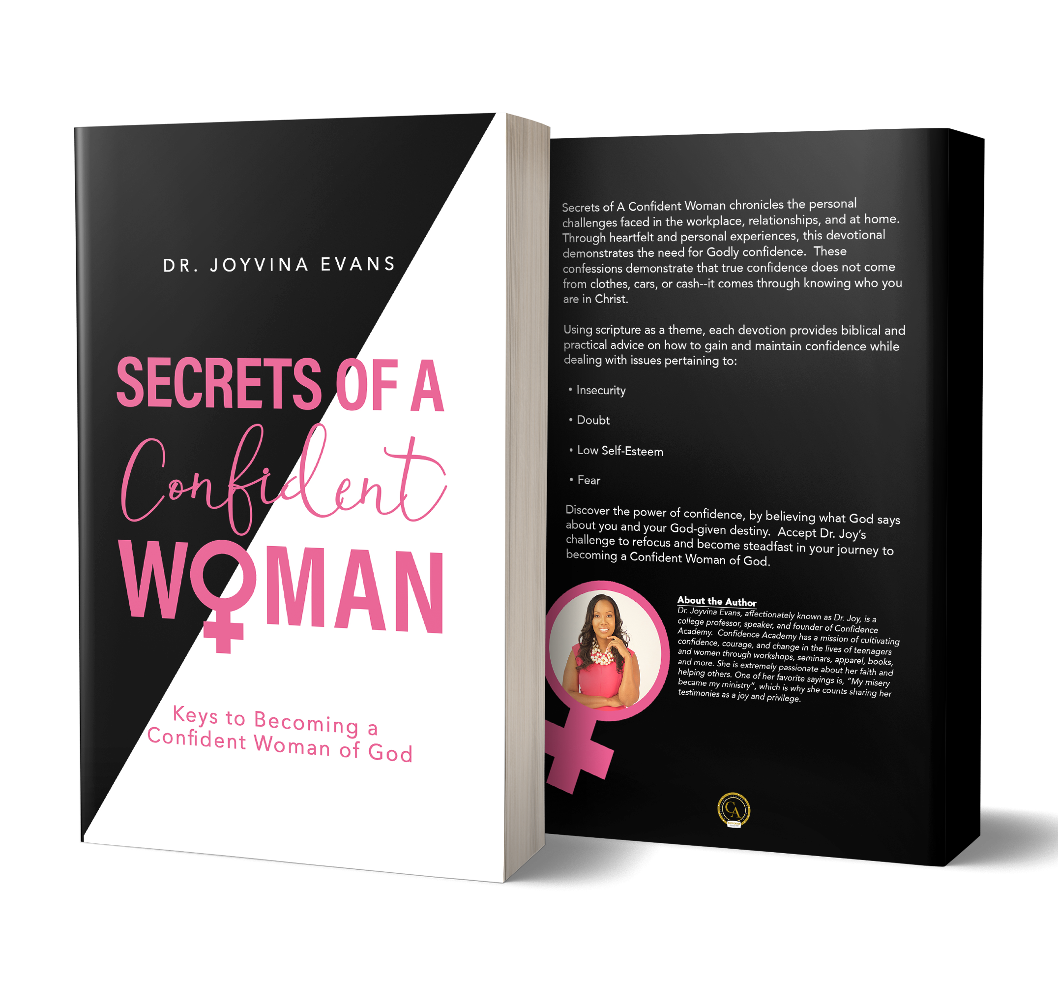 PRE-ORDER: Secrets of a Confident Woman