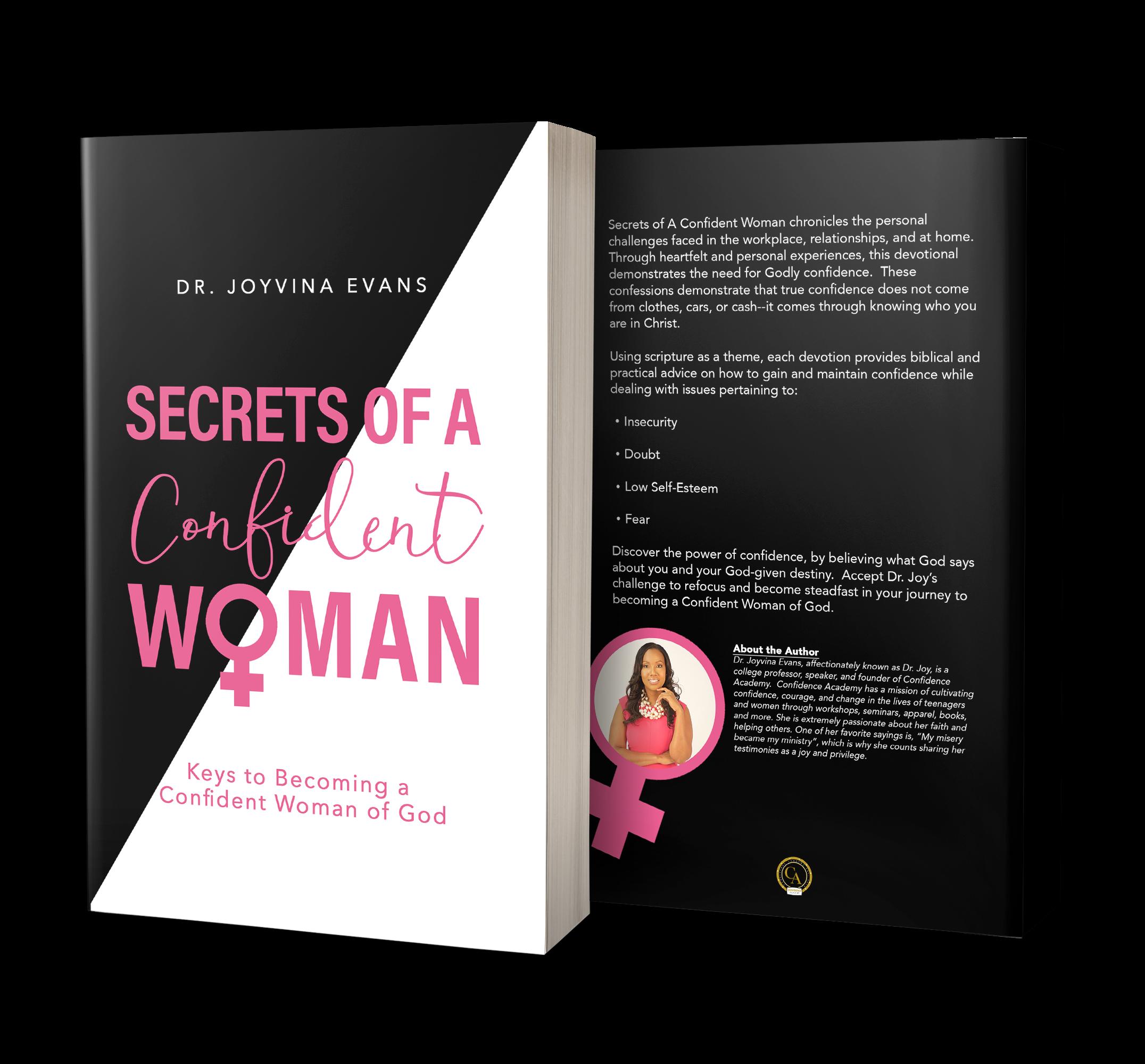 Secrets of a Confident Woman